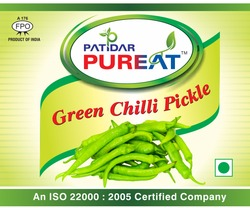 Buy Green Chilli Pickle