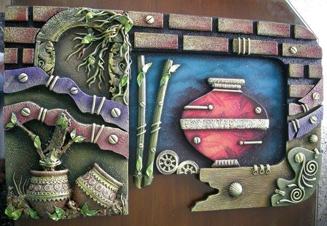 handmade indian mural art www imgarcade com online