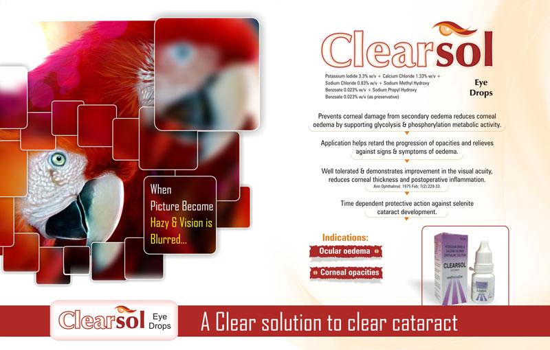 Buy Clearsol Eye Dro
