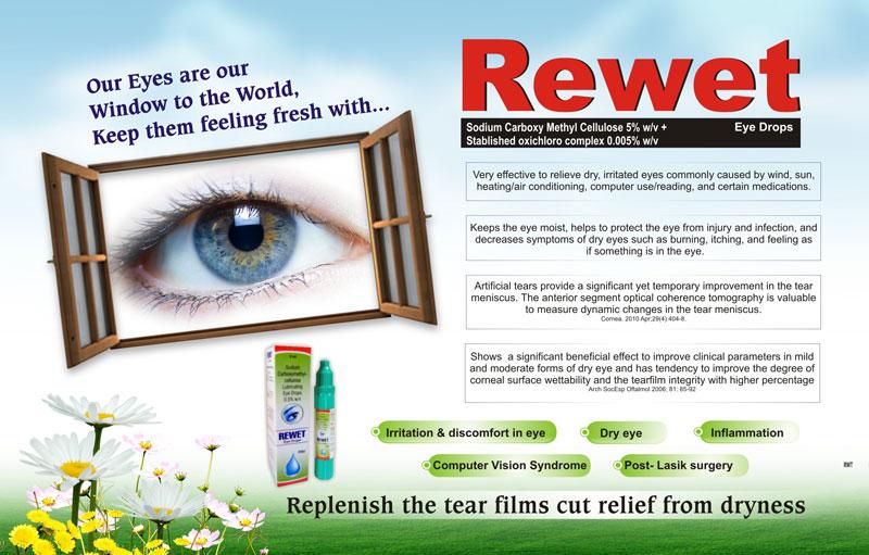 Buy Rewet Eye Drop