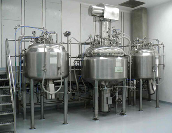 Buy Automatic Ointment Manufacturing Plant