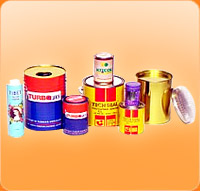 Buy General Line Tin Containers /Ring Lid Tagger Cans