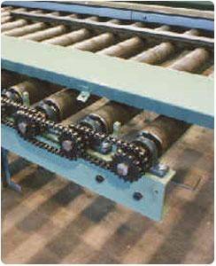Powered Roller Conveyors buy in Noida