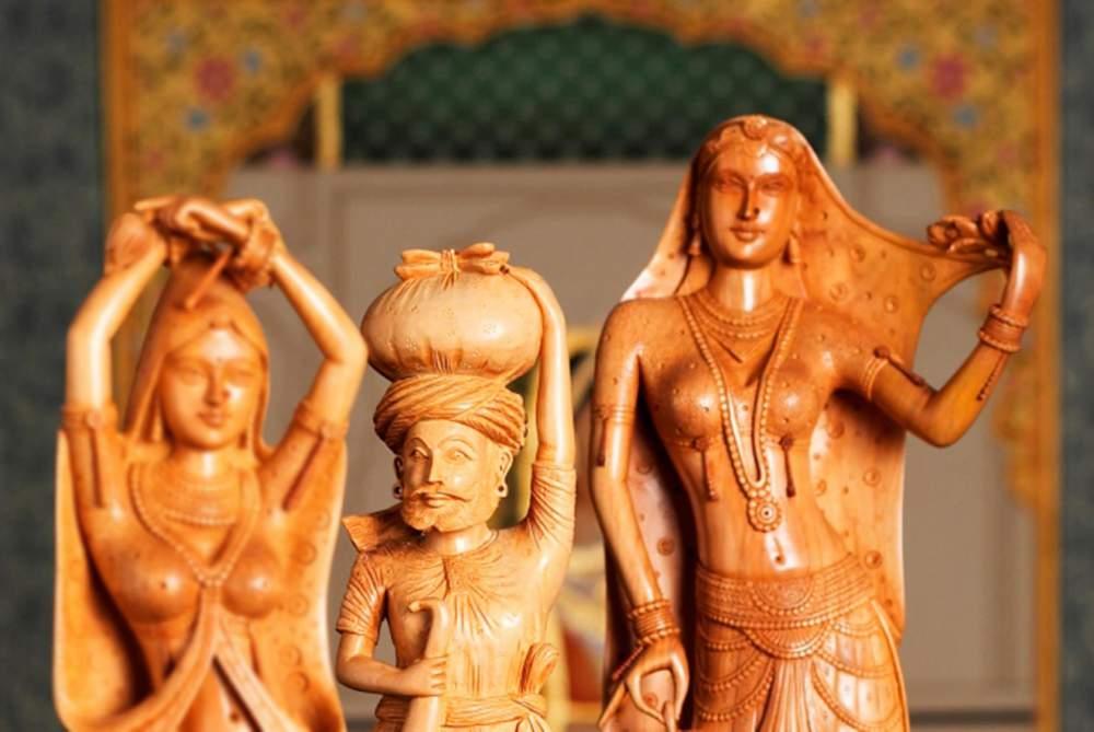 Buy Wooden handicrafts