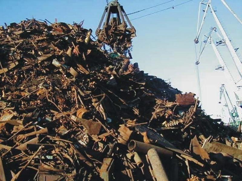 Buy Ferrous and non-ferrous metal scrap