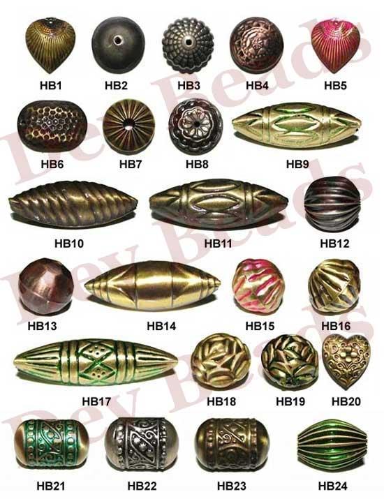 Buy Metal Beads