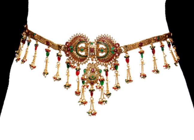 Buy Antique Jewelry Belt