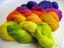 Buy Dyed yarn