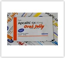 Apcalis SX 20 mg