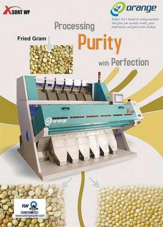 Buy Fried Gram Sorting Machine