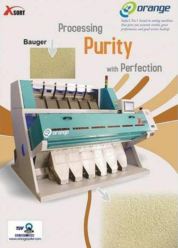 Buy Bauger Sorting Machine