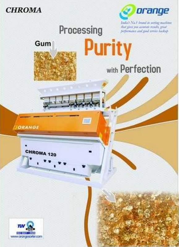 Buy Gum Sorting Machine Chroma