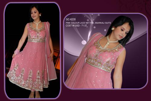 Designer Party Wear Salwar Suits Buy In New Delhi