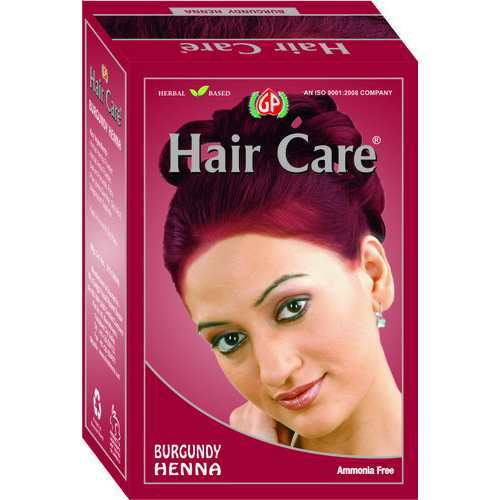 Burgundy Henna Hair Color Buy In Faridabad