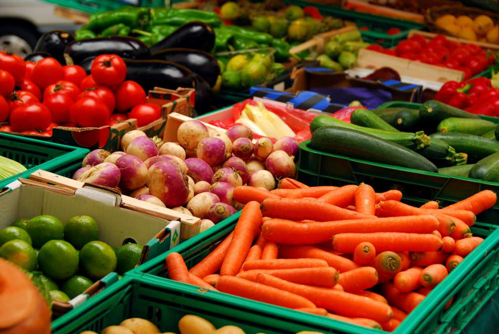 Buy FRESH VEGETABLES