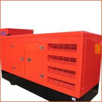 Buy 615 KVA Red Canopy Generators