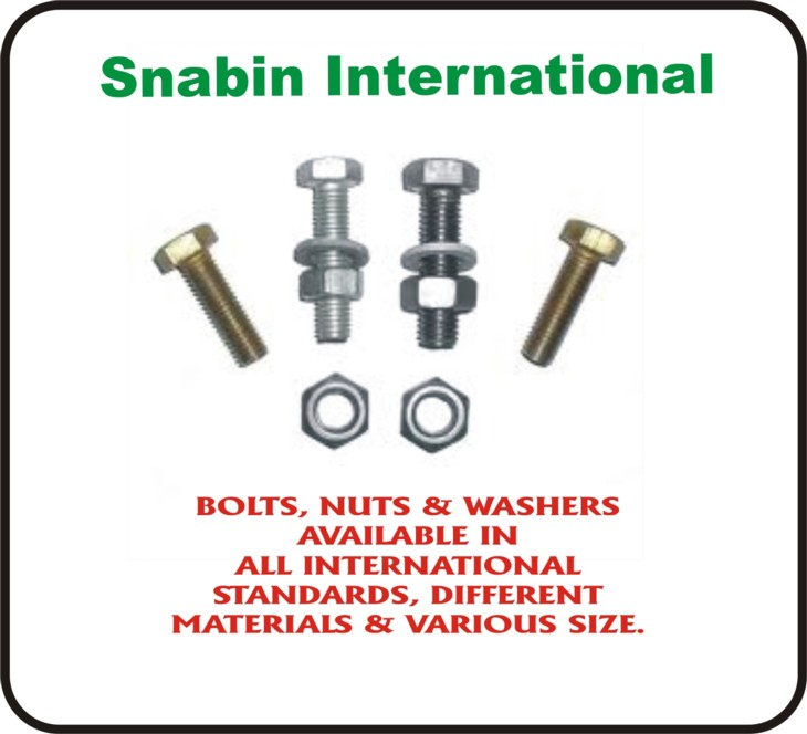 Buy BOLTS, NUTS, WASHERS