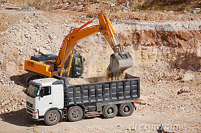 Buy All Type of Earth work in excavation