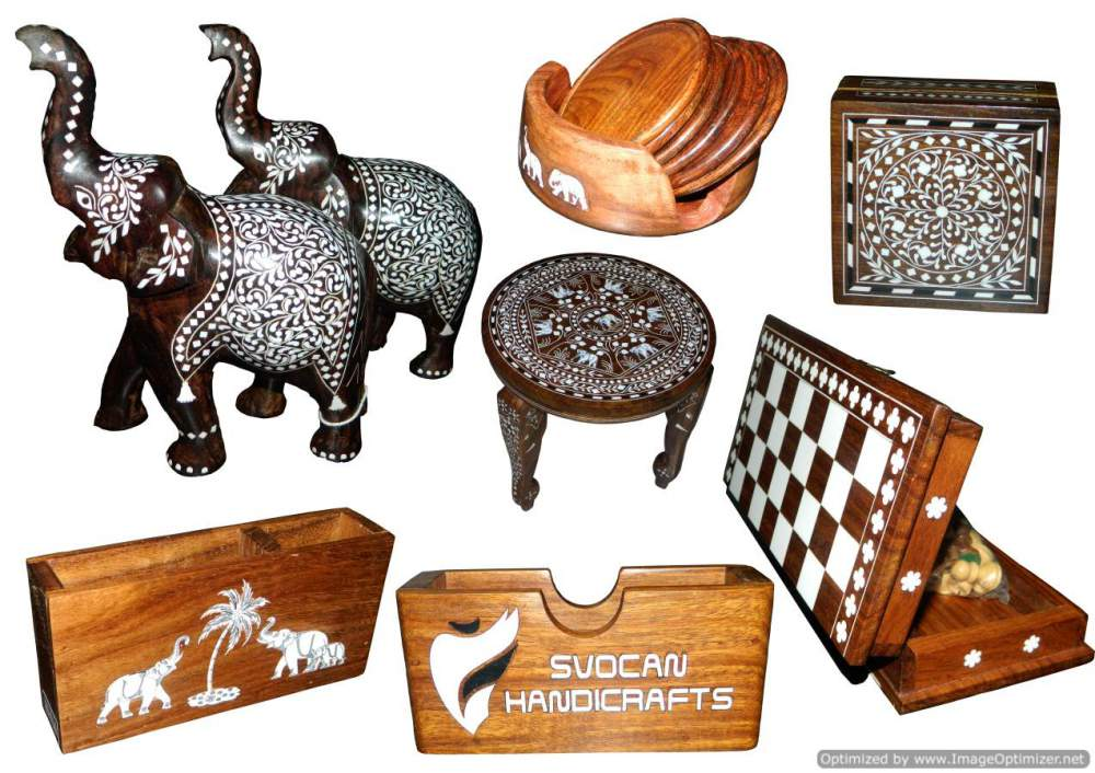 Wooden Handicrafts M S Svocan Handicrafts Company All Biz