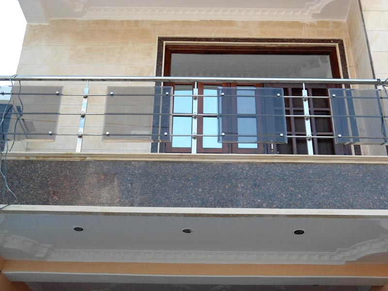 Railings buy railings price photo railings from for Balcony glass railing designs pictures