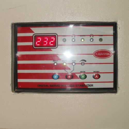 Buy Single Phase Servo Voltage Stabilizers