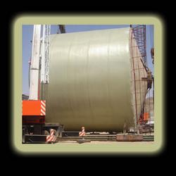 Buy FRP storage tanks
