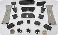 Buy Kinematic plastic parts