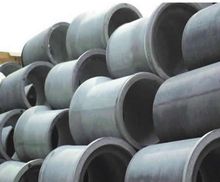 Buy Customized Concrete Pipes