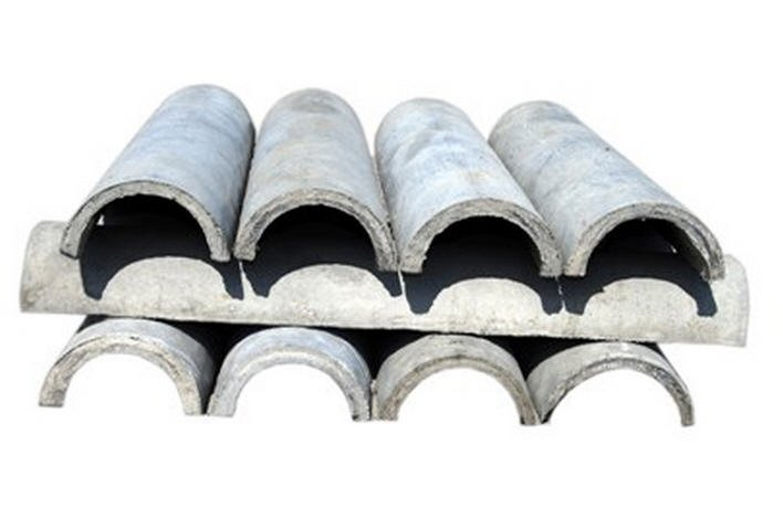 Buy Half Round Pipes