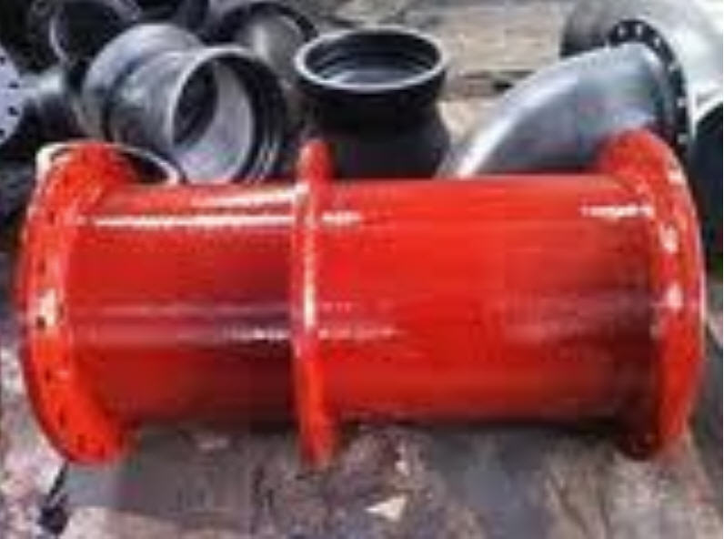 Buy Ductile Iron Puddle Flanged Pipes