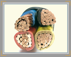 Buy Copper Conductor PVC Insulated PVC Sheathed Cables