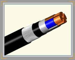 Buy Insulated PVC Sheathed Steel Wire Armoured Cables