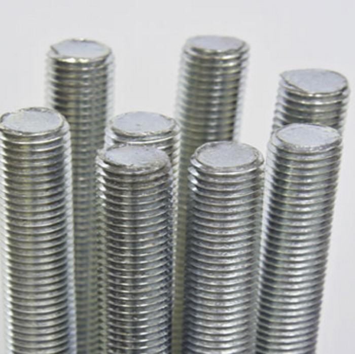 Buy Zinc Plated Threaded Bars