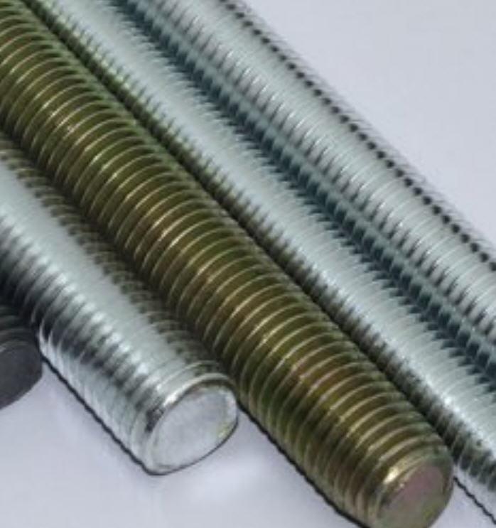 Buy Medium Carbon Steel Threaded Rods