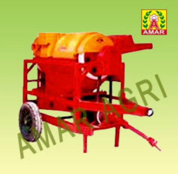 Buy Multicrop Thresher Tractor Model