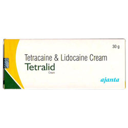 lidocaine and tetracaine 70 70 cream