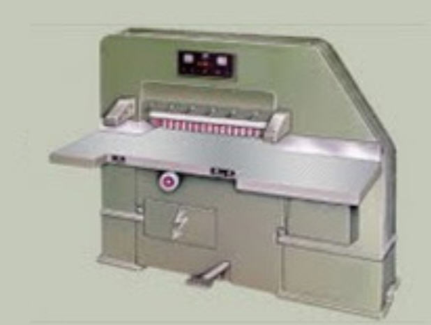 Buy Fully Automatic Paper Cutting Machines