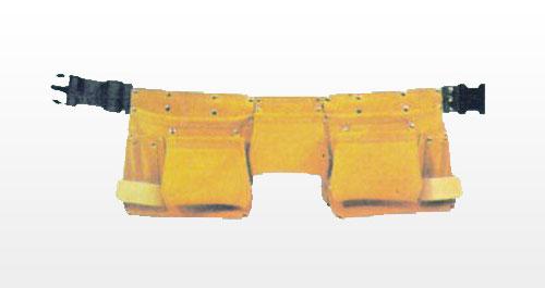 Buy 10 Pocket Large Capacity Split Leather