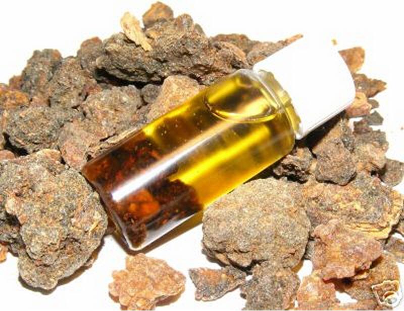 Buy Myrrh Oil