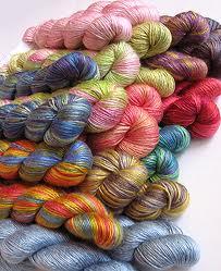 Buy Silk Yarns