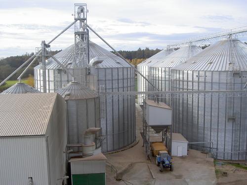Buy Grain Storage Silo