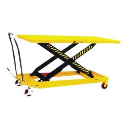 Buy Hydraulic & Manual Liftable Trolleys