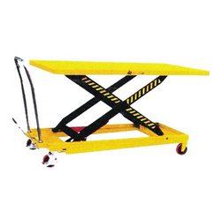 Buy Hydraulic & Manual Liftable Trolleys