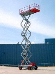 Buy Crystal Hydraulic Scissor Lifts