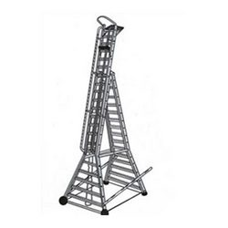 Buy Aluminum Self Tiltable Tower Ladder