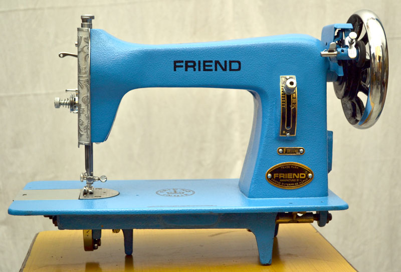 Deluxe Straight Stitch Sewing Machine Buy In Ludhiana Inspiration Straight Stitch Sewing Machine