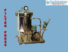Buy Sparkler Filter Press