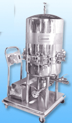 Buy Zero Hold Up Filter Press