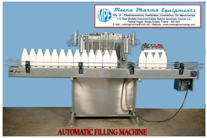 Buy Sauce Filling Machine