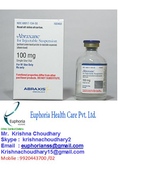 Abraxane-Injection Euphoria Healthcare